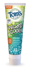 Tom's of Maine® Wicked Cool! Toothpaste