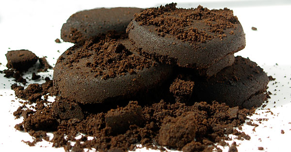 Are You Throwing Away Your Coffee Grounds?