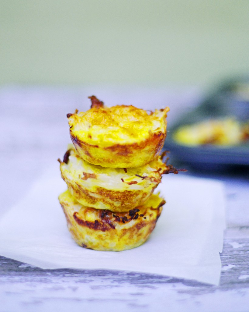 Hash Brown Muffins