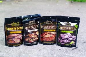shelia G's Brownie brittles