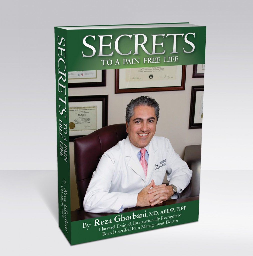 Secrets to a Pain Free Life /Giveaway Ends 1/24