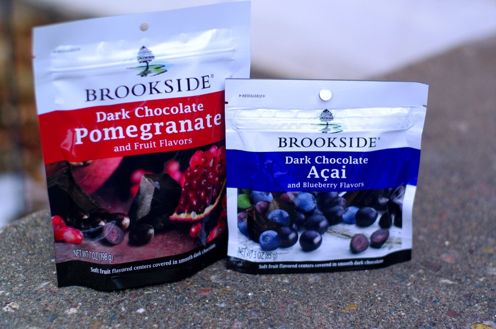 Dark Chocolate Pomegranate and Blueberry Giveaway Ends 1/23
