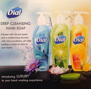 Dial Premium Deep Cleansing Hand Soap  #PurexInsider
