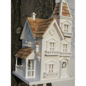 If I had to live in a birdhouse