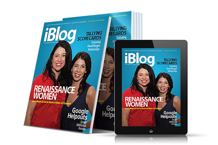 Blogging Help: iBlog- A Magazine for Bloggers
