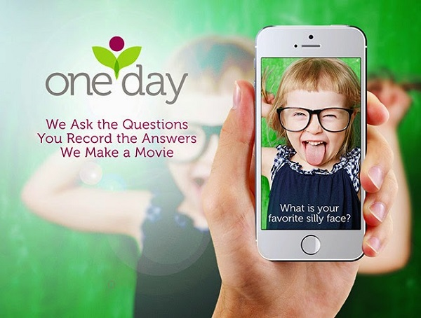 Feeling like a movie star #OneDay App Review