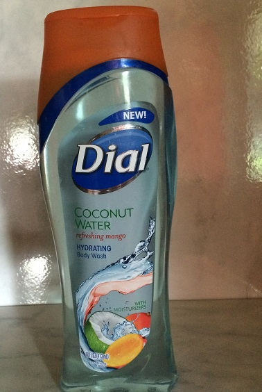 Dial Coconut Water and Mango Body Wash + Giveaway Ends 8/15