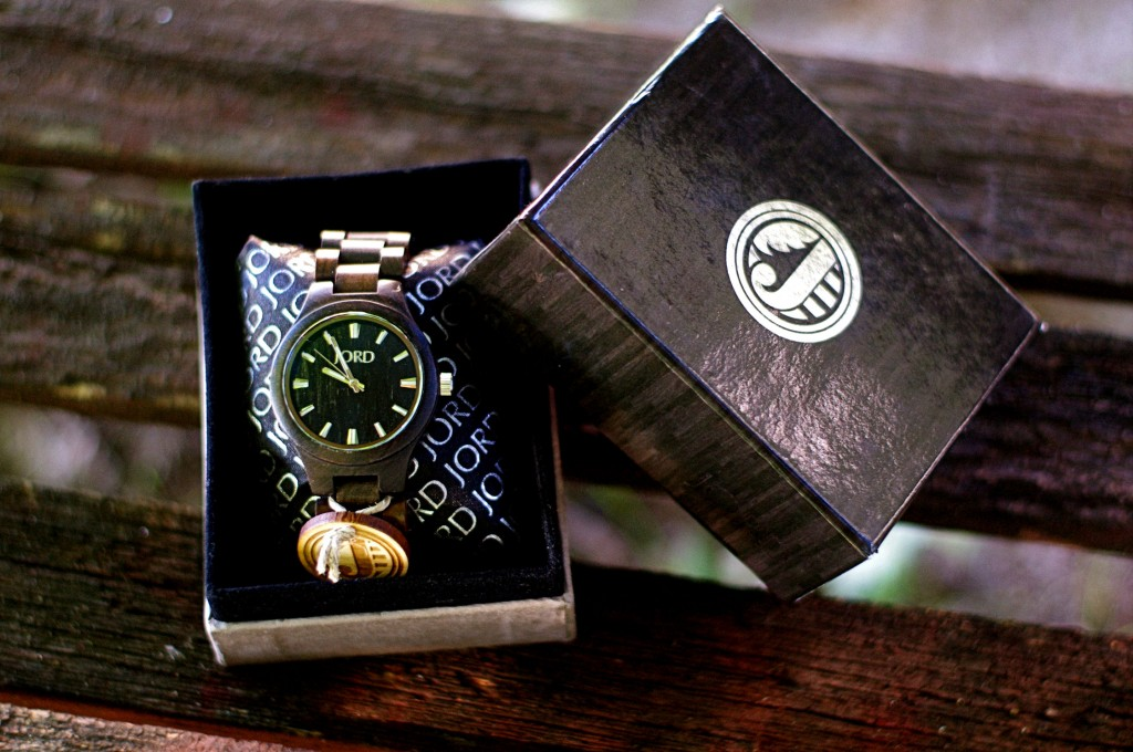 JORD Wood Watches Review + Giveaway ends 10/8