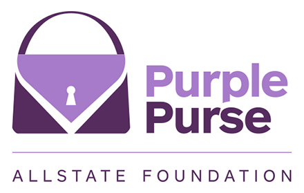 Purple Purse -an Allstate Foundation
