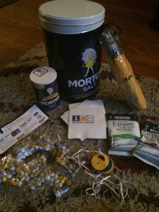 Get your spa on with Morton Epson salt