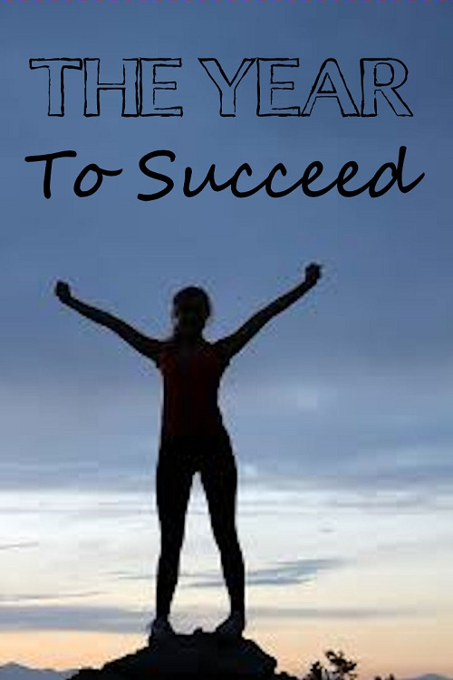 The Year to Succeed