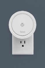 To know thy neighbor: Leeo Smart Alert Nightlight & a Giveaway