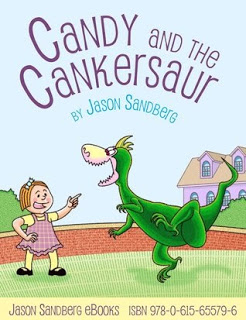 Candy and Cankersaur {A Review} Plus a Giveaway ends 3/11