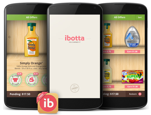 ibotta: Earn rewards for shopping with a new app and a signup bonus!