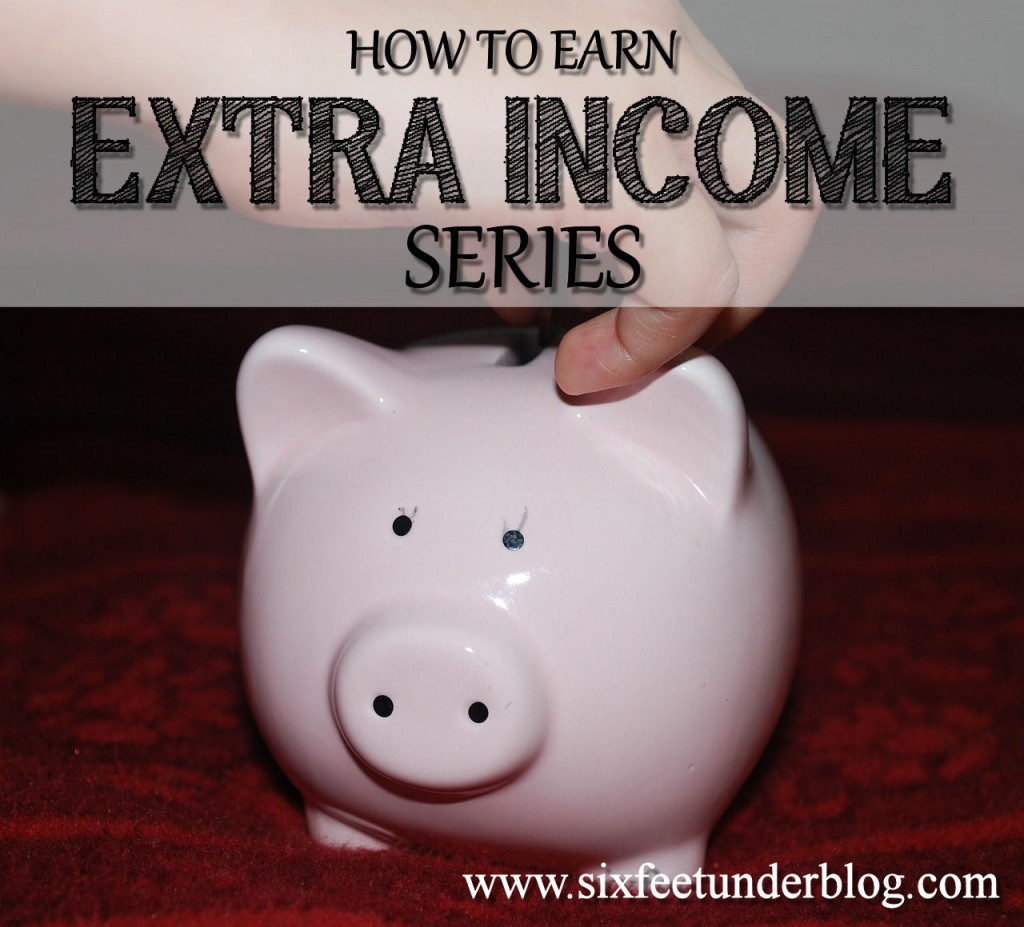 Extra Income: Monthly Income Report Study
