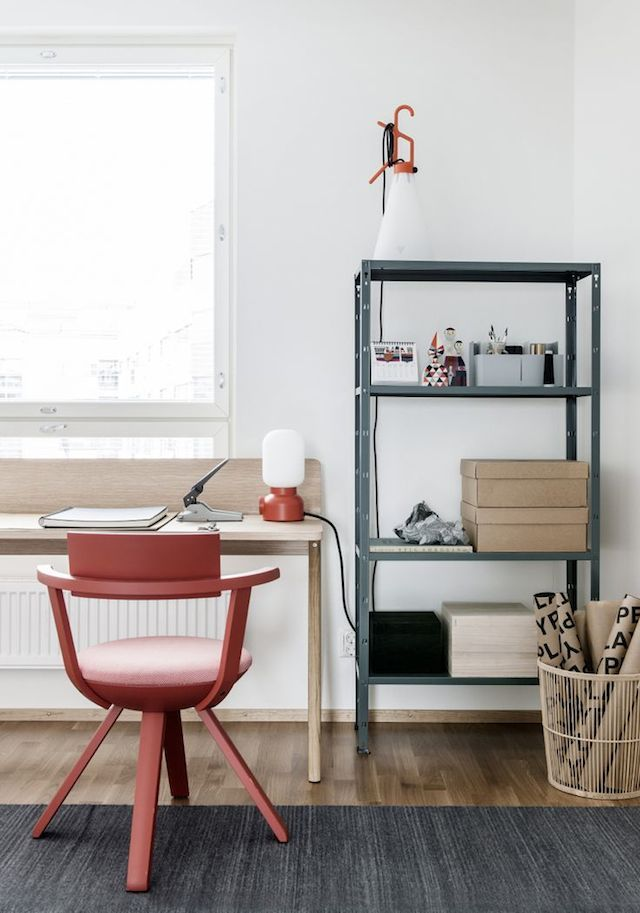 How to Design a Home Office You'll Actually Work In