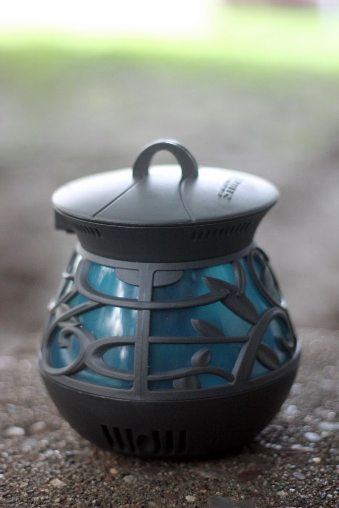 STINGER MOSQUITO REPELLENT LANTERN {review}