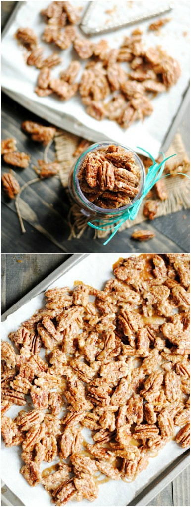 pecan candied