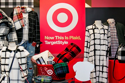 Get Your Plaid on at Target!