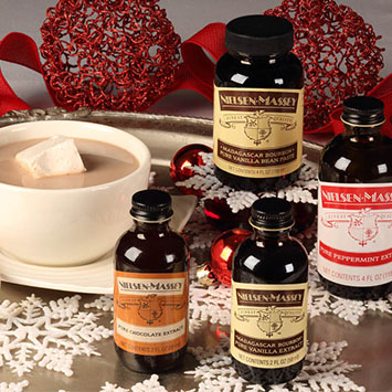 Gourmet Peppermint Hot Cocoa + Giveaway #NMVHolidays
