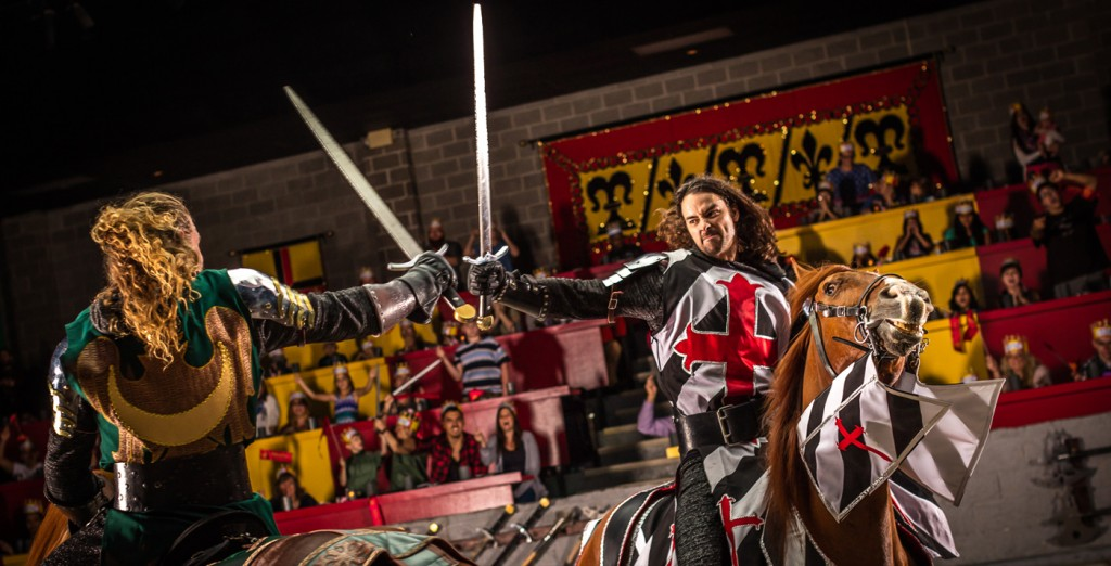 Medieval Times Dinner & Tournament: Giveaway