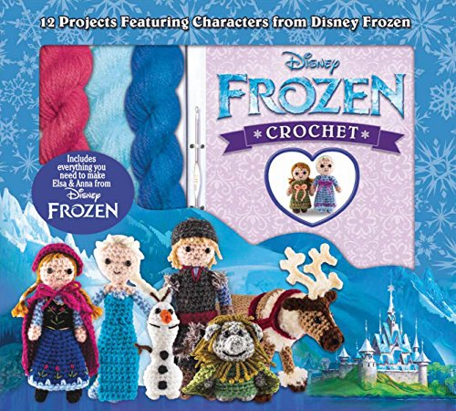 Disney Princess & Frozen Crochet Patterns Review