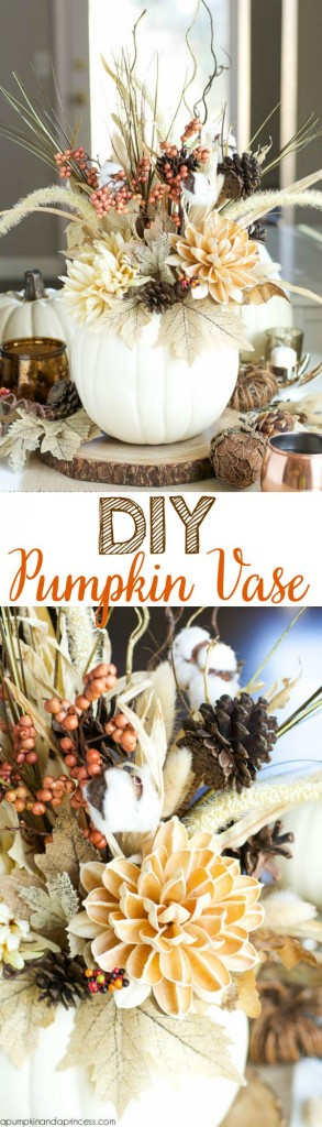 DIY-Pumpkin-Vase
