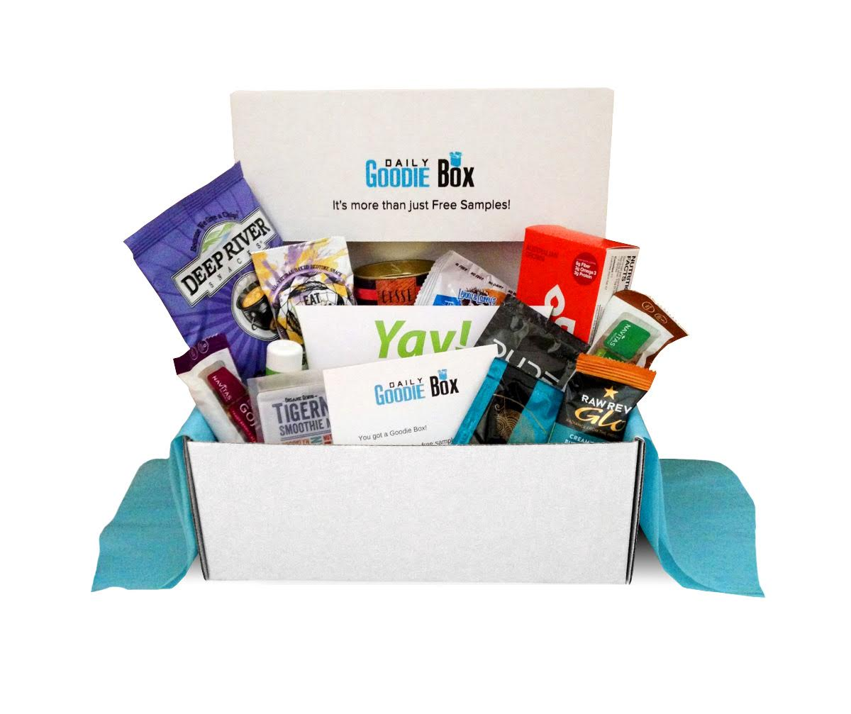 This Is The Real Thing! Daily Goodie Box Review