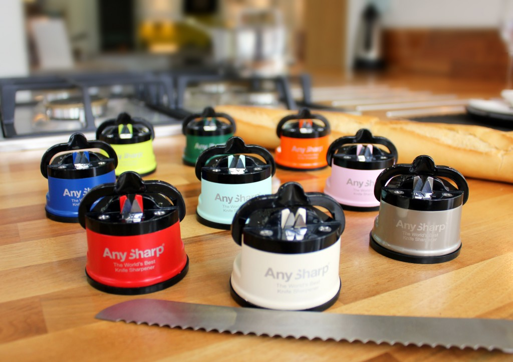 anysharp knife sharpener review