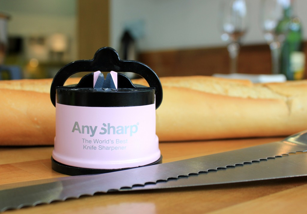The perfect gift for that chef in your life: AnySharp Pro Review
