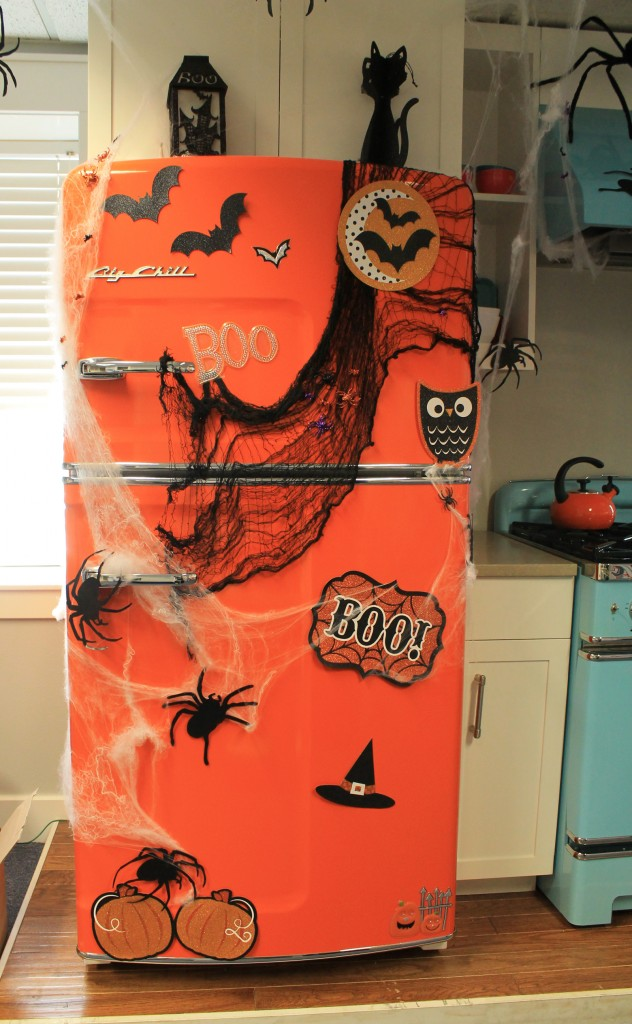 halloween-fridge