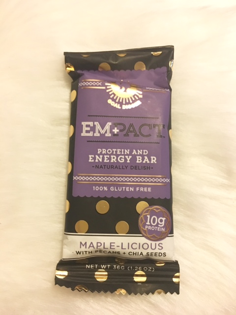 empact energy bar