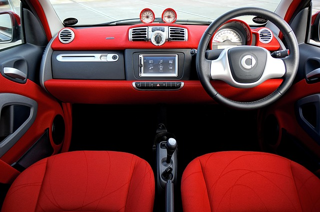 5 Tips to Achieving a Sparkling Car Interior