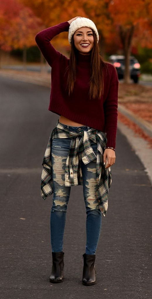 15 Favorite Fall Outfits