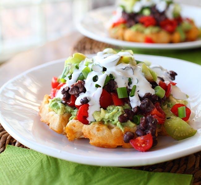 waffle-nachos
