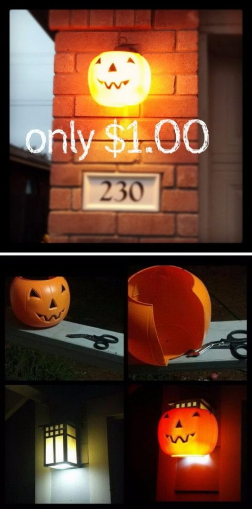 Decorate For Halloween For Around $20
