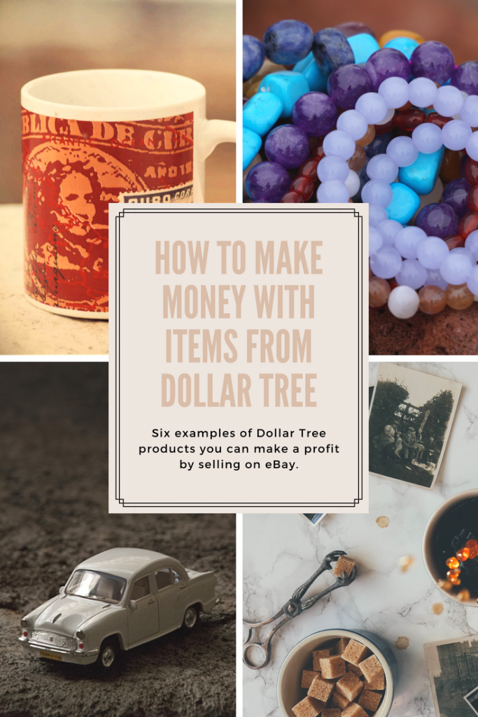 How To Make Money With Items From Dollar Tree