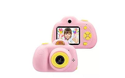 birthday girl camera
