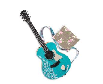 birthday girl guitar