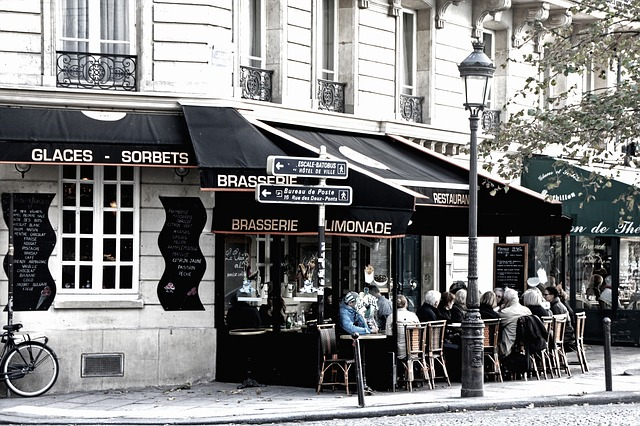 best foodie places in Paris
